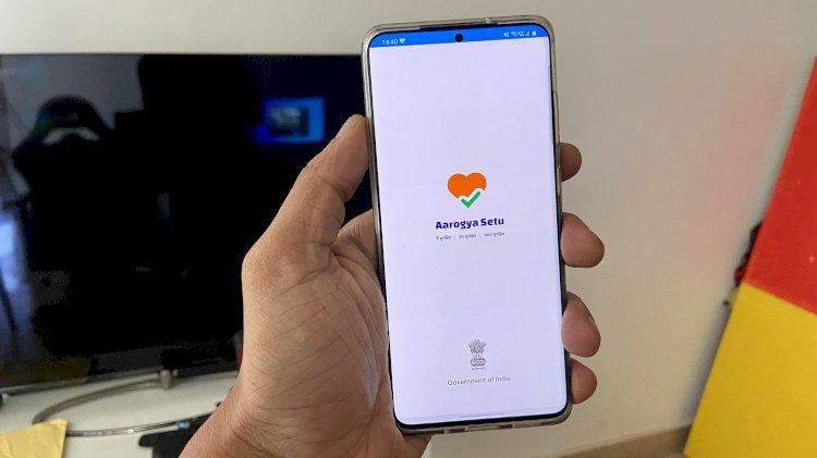 কৰ'না প্ৰতিৰোধৰ বাবে আৰোগ্য সেতু - Mobile APP